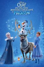Olaf em Uma Nova Aventura Congelante de Frozen