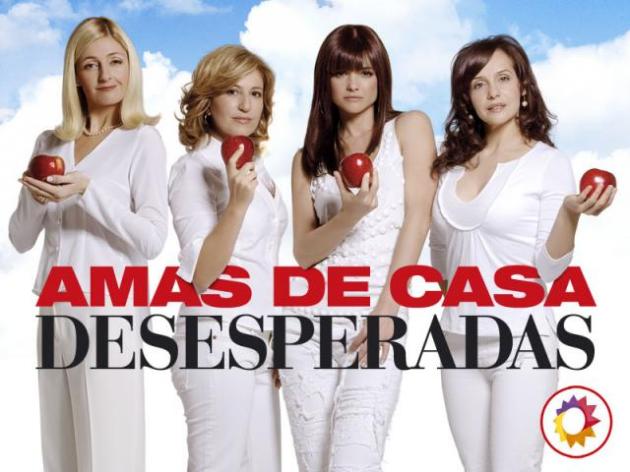 AMA DE CASAS DESESPERADAS