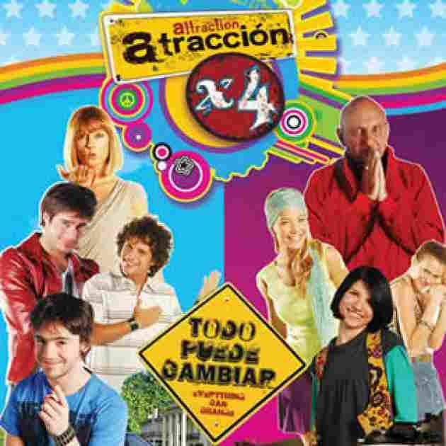 ATRACCION X4