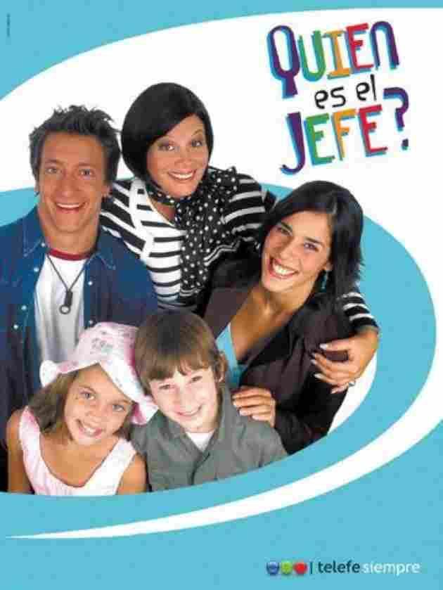 ¿QUIEN ES EL JEFE?