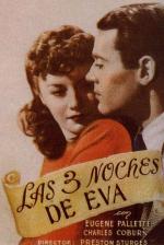 Las tres noches de Eva