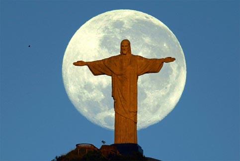 ВЫПОЛНЯЯ ХРИСТА (БРАЗИЛИЯ)