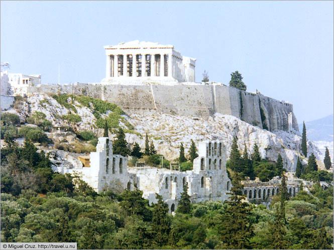 АФИНЫ АКРОПОЛИС (ГРЕЦИЯ)
