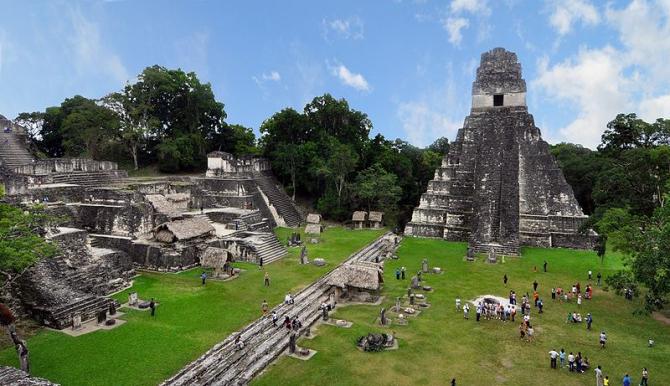 ТИКАЛ (Гватемала)
