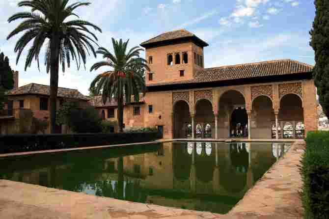 ALHAMBRA (SPAIN)