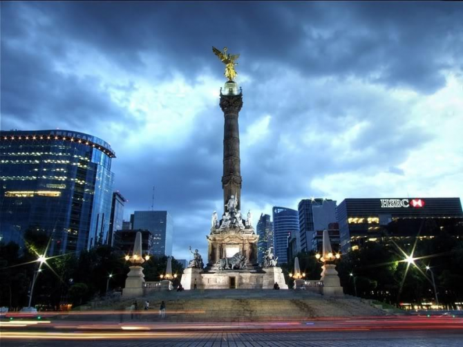 ANGEL OF INDEPENDENCE (MEXICO)