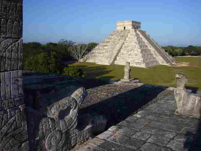 CHICHEN ITZÁ (MEXICO)
