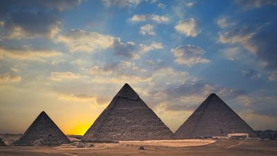 Die berühmtesten Gebäude der Welt