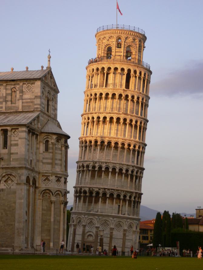 PISA TOWER (ITALY)