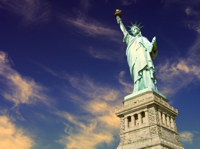 STATUE OF FREEDOM (UNITED STATES)
