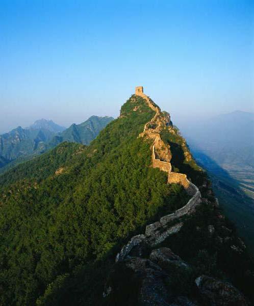 THE GREAT WALL OF CHINA (CHINA)
