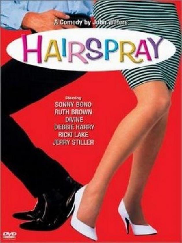 Colleen Fitzpatrick, Debbie Harry, Divine ( Hairspray - original )