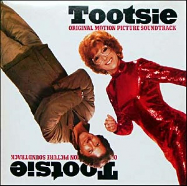 Dustin Hoffman ( Tootsie )