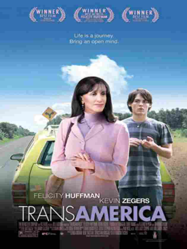Felicity Huffman ( Transamerica )
