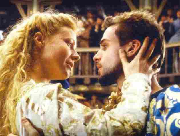 Gwyneth Paltrow ( Shakespeare In Love )