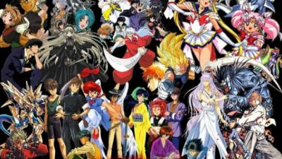 Halaman untuk mengunduh dan menonton anime online dalam bahasa Spanyol dengan teks terjemahan