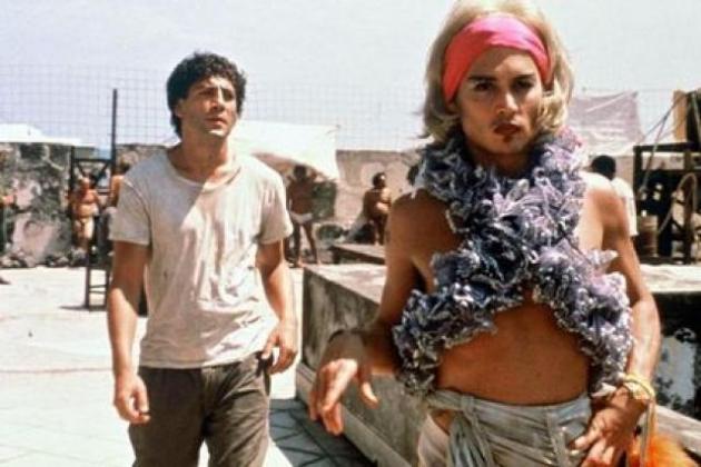 Johnny Depp ( Before Night Falls )