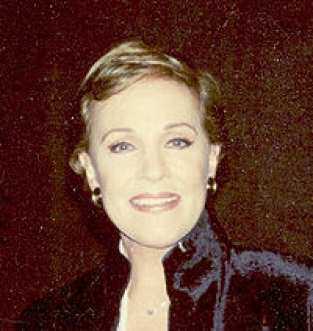 Julie Andrews (Victor / Victoria)