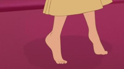 Les pieds les plus sexy du célèbre