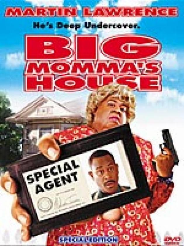 Martin Lawrence (Esta avó é um perigo - Casa da Big Momma)