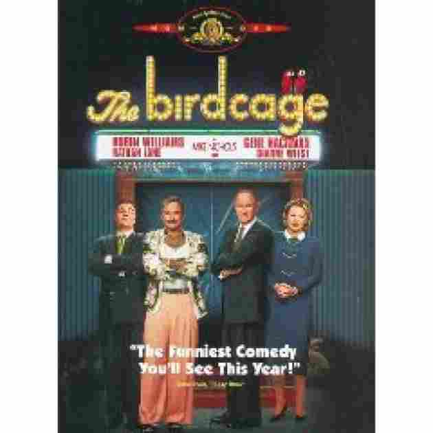 Nathan Lane ( The Birdcage )