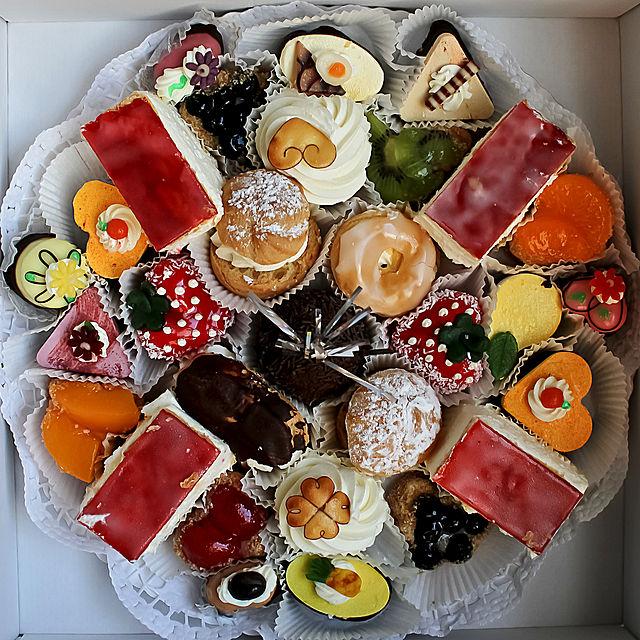 Tyskland - olika desserter