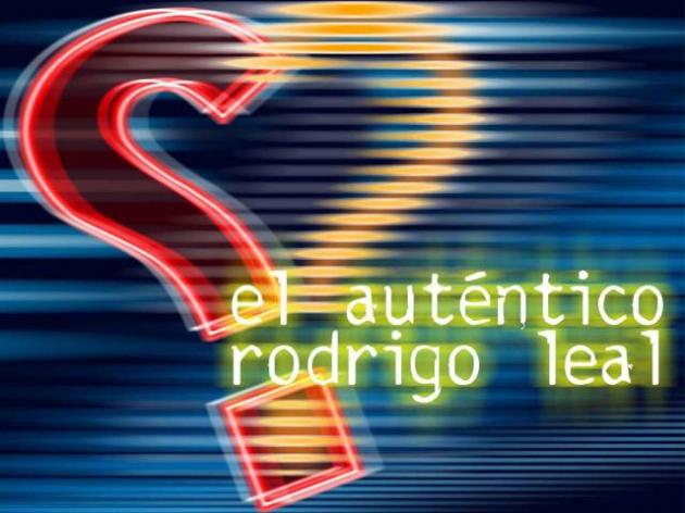 EL AUTENTICO RODRIGO LEAL