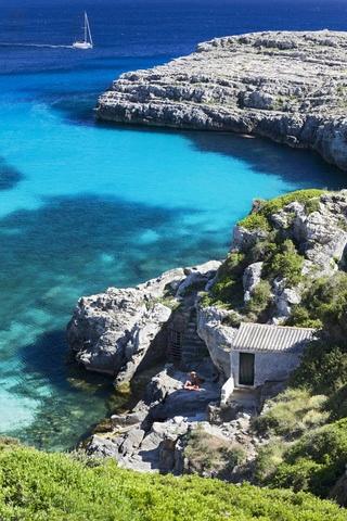 Cala Binidali (Menorca)
