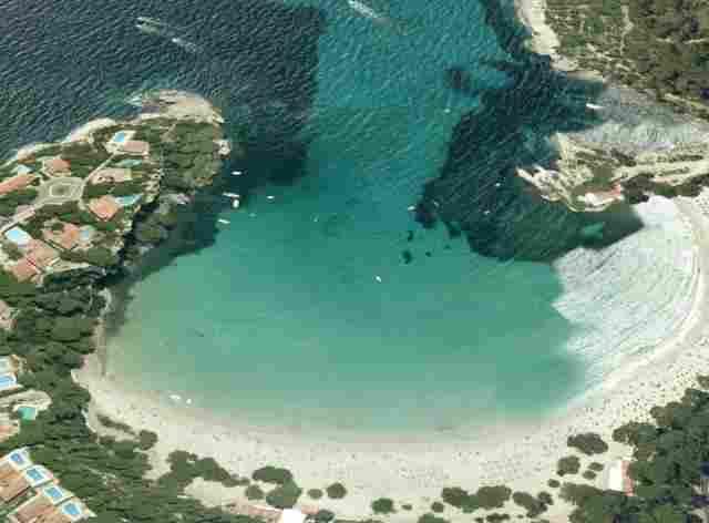 Cala Galdana de Ferreries (Menorca)