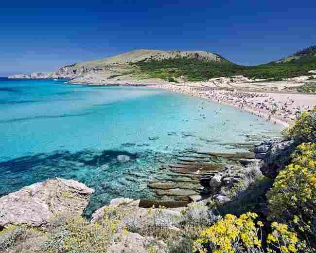 Cala Mesquida (Mallorca)