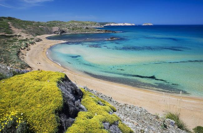 Cavalleria beach (Menorca)