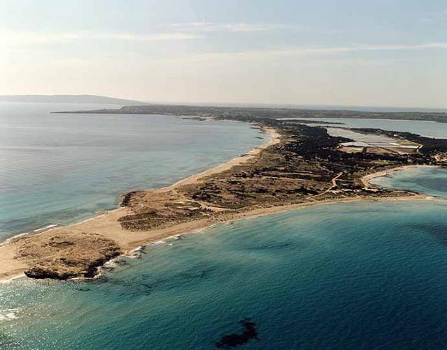 Пляж Ses Illetes (Форментера)