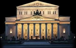 Bolshoi Theater (Moscow, Russia)