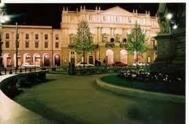 La Scala Theater (Milan, Italy)
