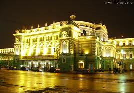 Mariinsky Theater (St. Petersburg, Russia)