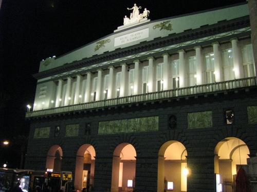 San Carlos Theater (Naples, Italy)