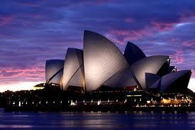 The Sydney Opera House (Sydney, Australia)