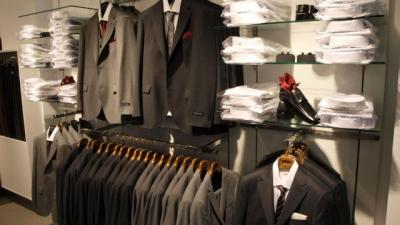 As melhores marcas de roupas masculinas