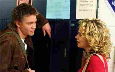 Lucas und Peyton (One Tree Hill)