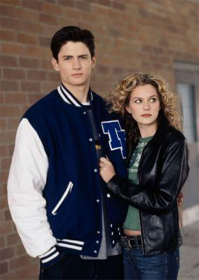 Nathan und Peyton (One Tree Hill)