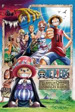 One Piece: El reino de Chopper en la isla de los animales raros