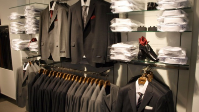 The best brands of men's clothing