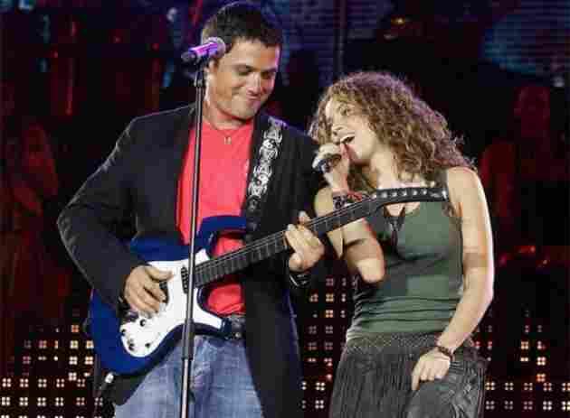 Shakira & Alejandro Sanz
