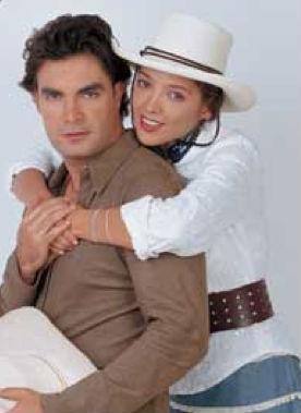 Adela Noriega e Mauricio Islas