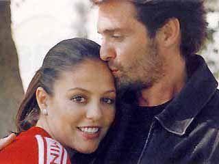 Adriana Nieto and Juan Soler