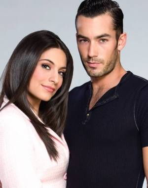 Ana Branda Contreras and Aaron Diaz