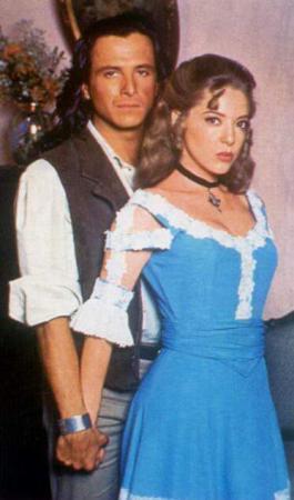 Edith Gonzales and Eduardo Palomo
