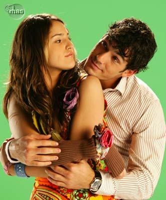 Eiza Gonzalez e Aaron Diaz