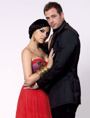 Maite Perroni und Willian Levy