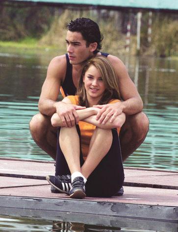 Sara Maldonado and Aaron Diaz